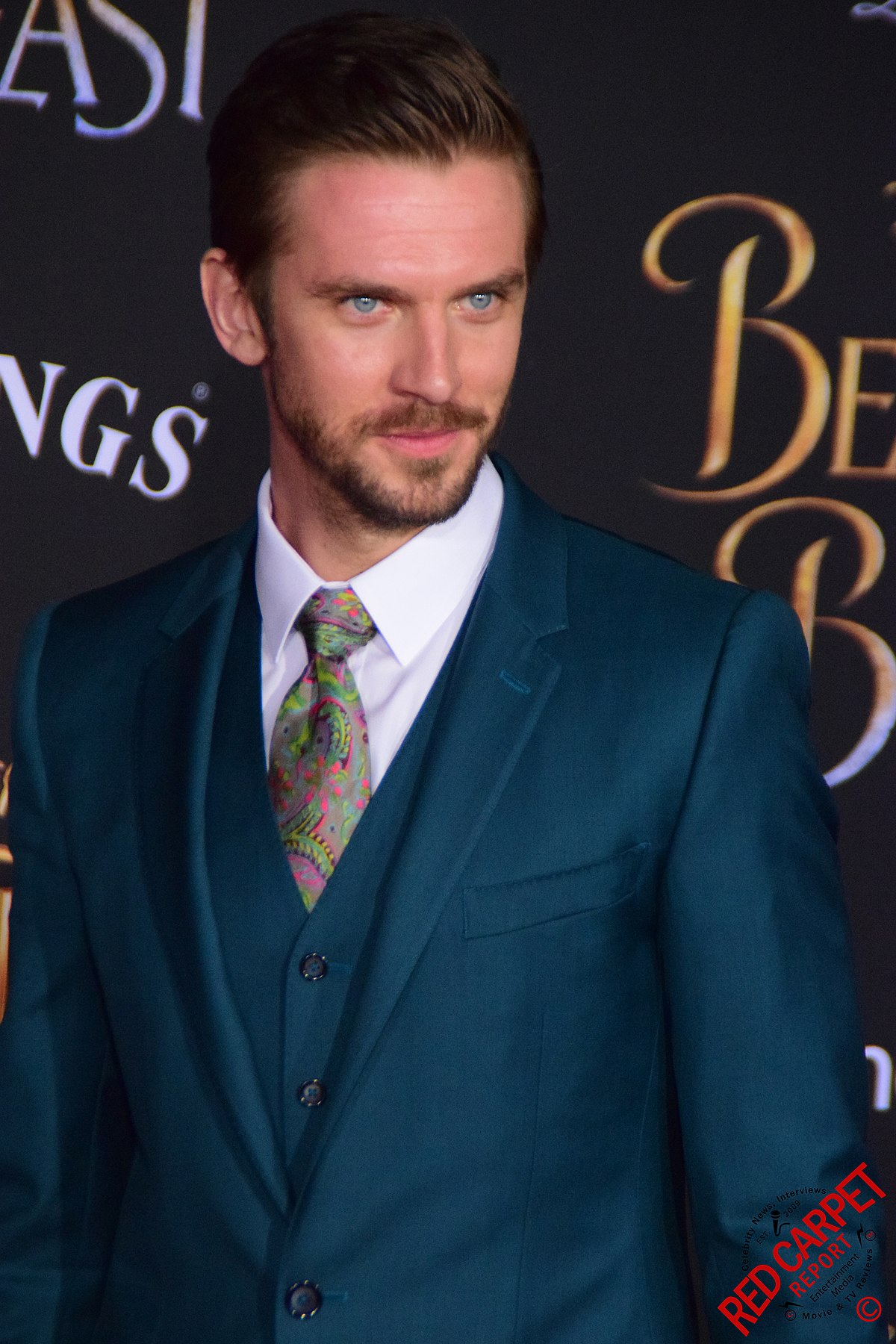 Dan Stevens: biography and filmography of the actor