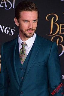 Dan Stevens English actor