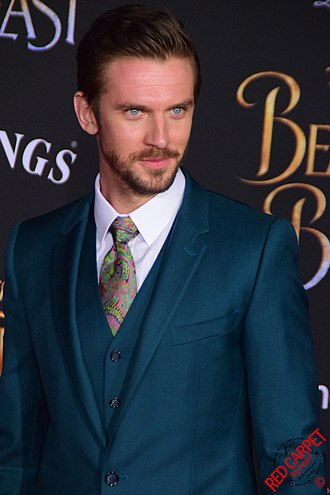 Dan Stevens - Stevens at the premiere of Beauty and the Beast in 2017