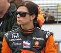 Danica Patrick 2009 Indy 500 Pole Day.JPG
