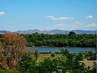 Danube at Braila -- Macin mountains in the background.jpg