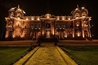 Darbar Mahal - Image: Darbar Mahal by Moiz
