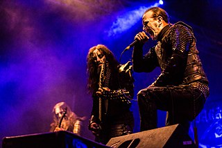 Dark Funeral Swedish black metal band