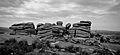 Dartmoor - Combestone Tor (6238299751).jpg