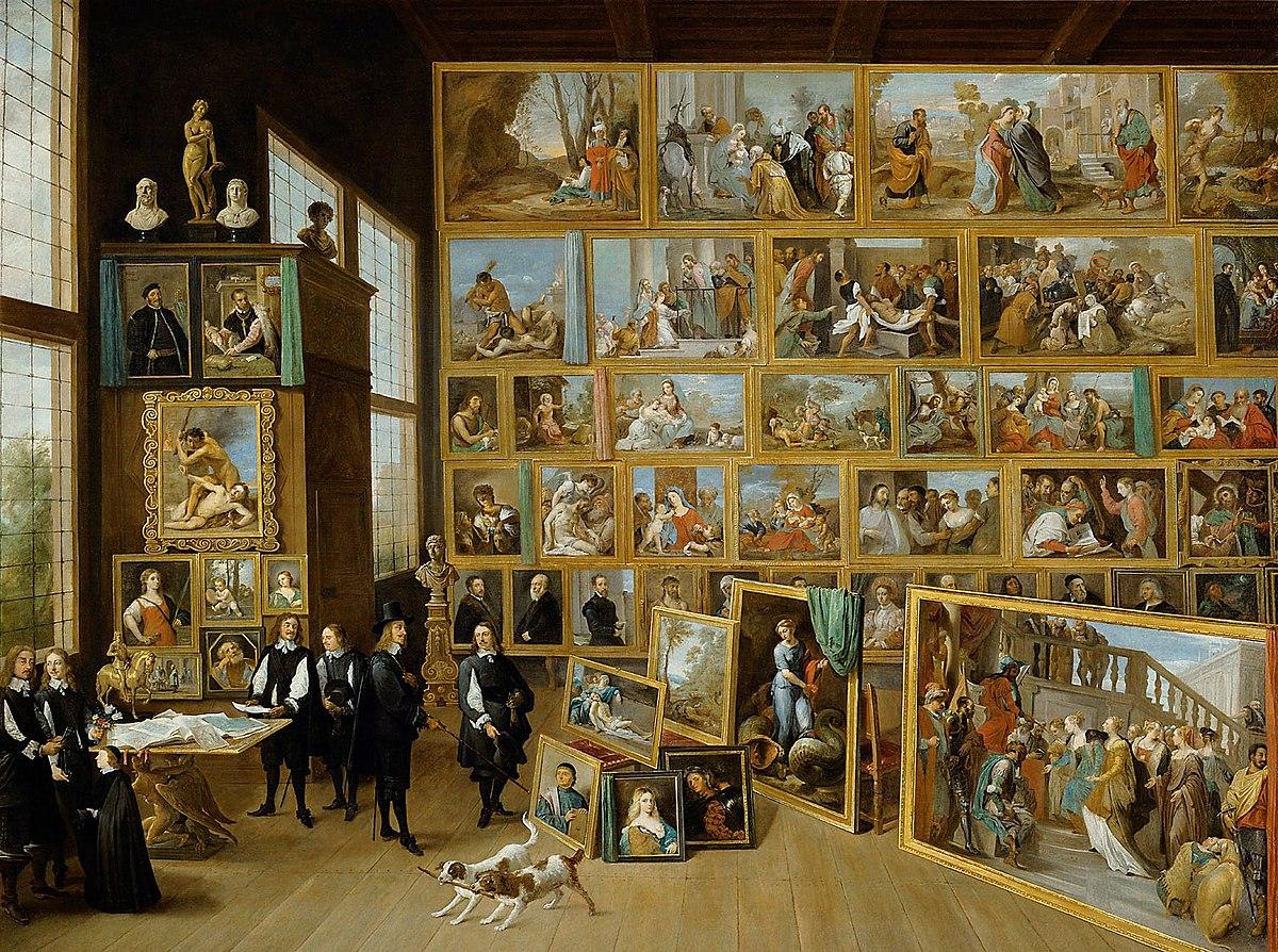 Estudio de la historia del arte