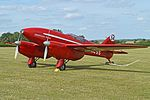 De Havilland DH88 Comet 'G-ACSS' 'Grosvenor House' (20689012039).jpg