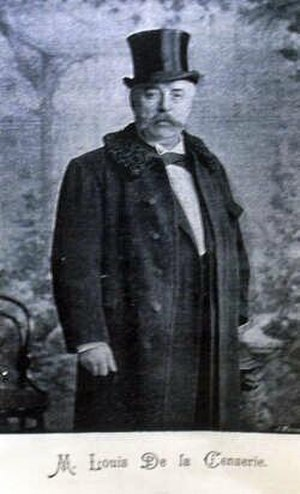 Louis Delacenserie - Image: De la Censerie