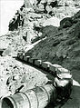 Death Valley Railroad ore train arriving at Ryan from the mines – 1916.jpg