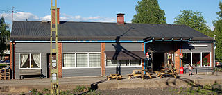 Degerfors Urban settlement in Värmland, Sweden