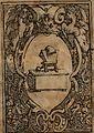 Degli Accademici della Crusca Difesa dell' Orlando furioso, 1584 (page 1 crop).jpg