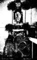 Dekoracja żałobna w Banku P.K.O. w Tel-Awiwie po zgonie Marszałka Piłsudskiego.png