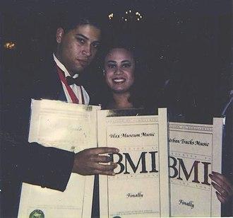 Felipe Delgado (record producer) - Image: Delgadobmiaward