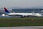 Delta Air Lines Boeing 767-432-ER N840MH (30066522451).jpg