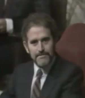 President of the Junta of Castile and León - Image: Demetrio Madrid 1985
