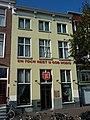 Den Haag - Prinsegracht 57 - Leger des Heils.JPG