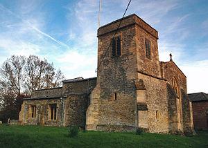 Denchworth - Image: Denchworth St James northwest