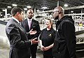 Deputy Secretary Wolin visits UPS consolidation hub on trip to Chicago (8519248230).jpg