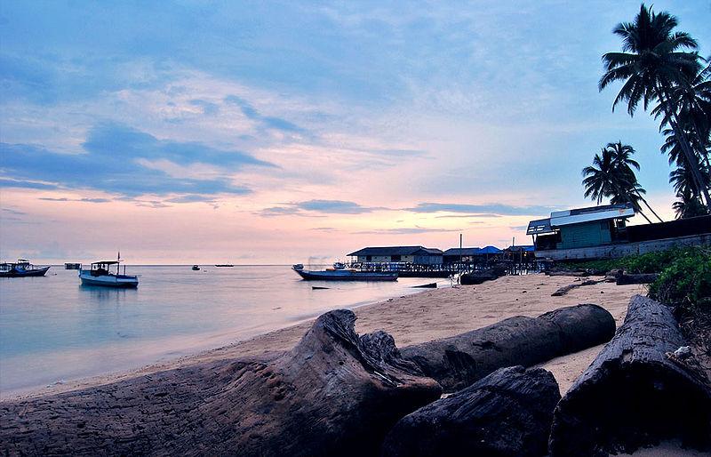 Vé máy bay giá rẻ đi Berau Indonesia