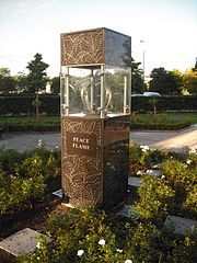 Derry Peace Flame