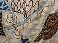 Detail of Satin Kosode Garment - 17th Century - Tokyo National Museum - Tokyo - Japan - 02 (47109450874).jpg