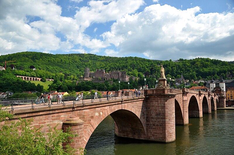 Deutschland Heidelberg Schloss.JPG