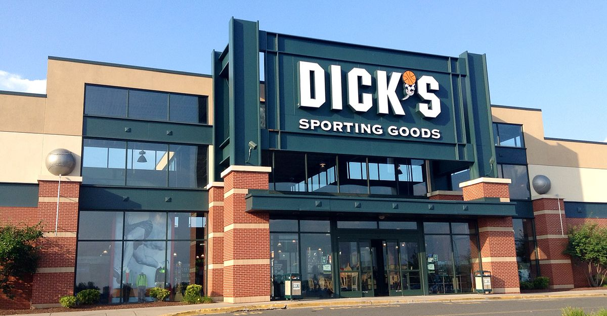 working for dicks sporting goods