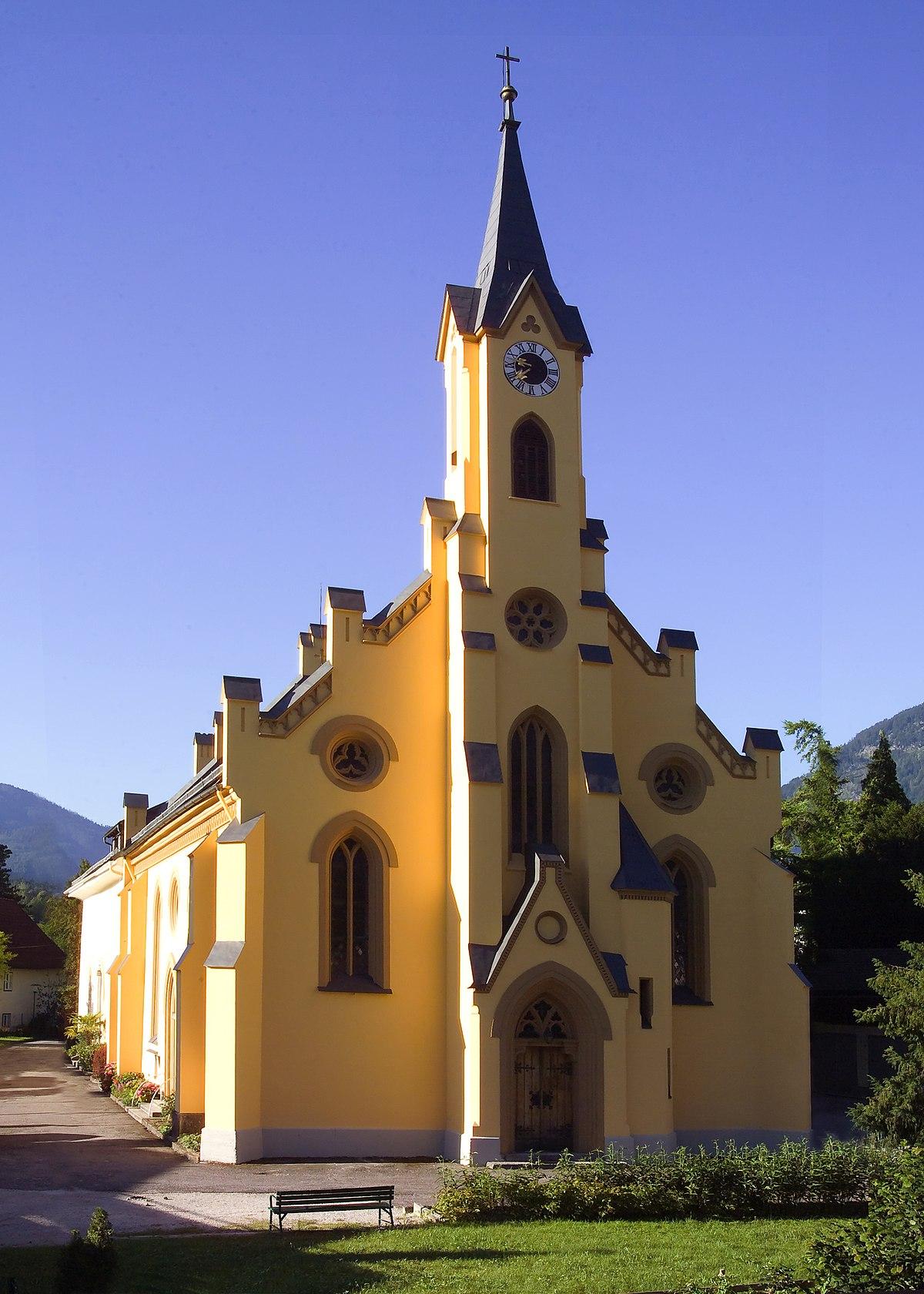 Erbpacht Evangelische Kirche