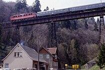 Die Rübelandbahn, DDR, May 1990.jpg