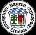 Dienstsiegel Bayern Landkreis Lindau (Bodensee).png