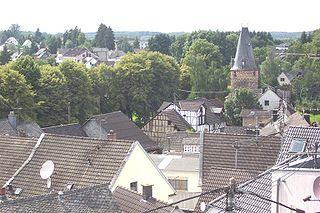 Dierdorf Place in Rhineland-Palatinate, Germany