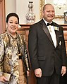Dinner for His Majesty King Tupou VI of the Kingdom of Tonga and Her Majesty Queen Nanasipau'u 02.jpg