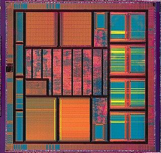 process of creating an integrated circuit by combining thousands of transistors into a single chip. VLSI began in the 1970s when complex semiconductor and communication technologies were being developed