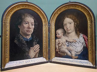 Diptych of Jean Carondelet