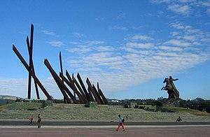 Antonio Maceo Grajales - Antonio Maceo Monument in Santiago de Cuba,  Cuba