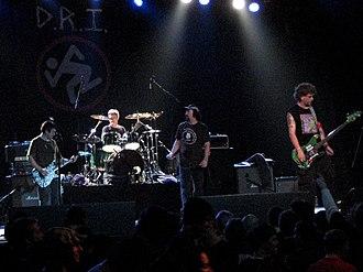 Dirty Rotten Imbeciles - Image: Dirty Rotten Imbeciles Trocadero 2010