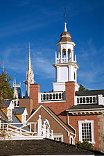 Disneyworld - Period building towers - 0142.jpg