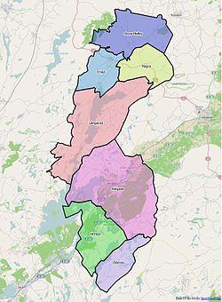 Karta Alingsas Boras.Alingsas Kommun Wikipedia