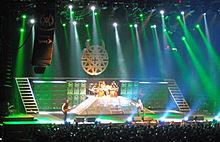 Disturbed Concert Tour  Indiana