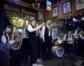 Dixieland jazz band on Bourbon Street, New Orleans, Louisiana LCCN2011632997.tif