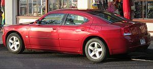 Dodge Charger (LX) - Dodge Charger SXT