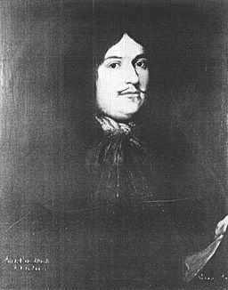 Dohna, Christian Albrecht Burggraf und Graf zu (1621-1677)