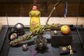 Dokumentation av utställningen Passion för parfym, 2007, Hallwylska museet - Hallwylska museet - 86459.tif