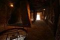 Dolmen de Menga, vista interior desde el fondo del dolmen.jpg