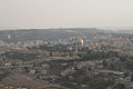 Dome of the rock - View from Mount Scopus - Jerusalem (5100937533).jpg