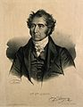 Dominique François Arago. Lithograph by N. E. Maurin after h Wellcome V0000178.jpg
