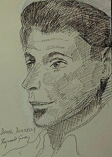 Irish theatre and film actor