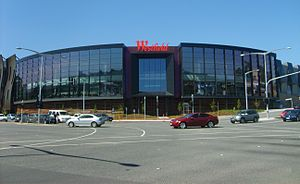 Doncaster, Victoria - The exterior of Westfield Doncaster