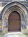 Door to St. Mary's Church, Whitkirk.jpg