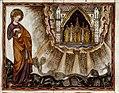 Douce Apocalypse - Bodleian Ms180 - p.041 The temple in heaven opened.jpg