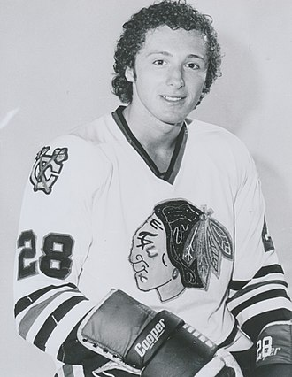 Doug Wilson (ice hockey) - Wilson in 1977